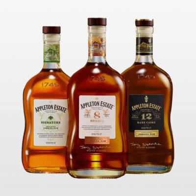 Relaunch der Appleton Estate Rums