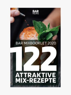 Bar Mixbooklet