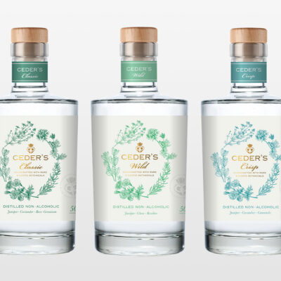 Alkoholfreie Gin-Alternative «Ceder's»