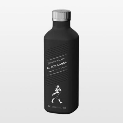 Plastikfreie Flasche für Johnnie Walker Black Label