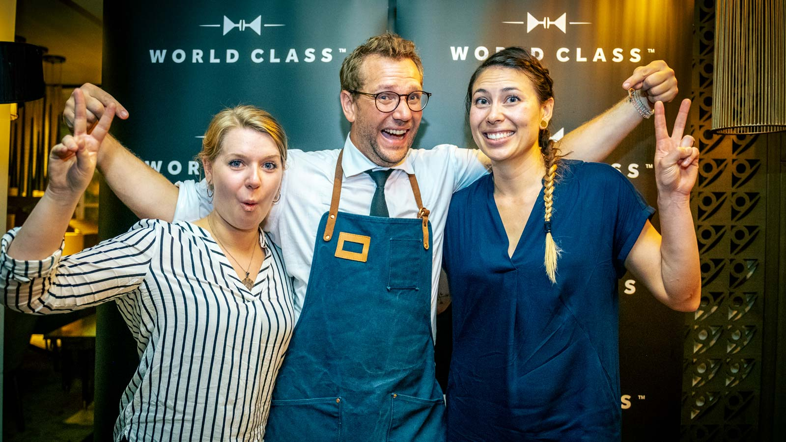Diageo World Class Finale 2019