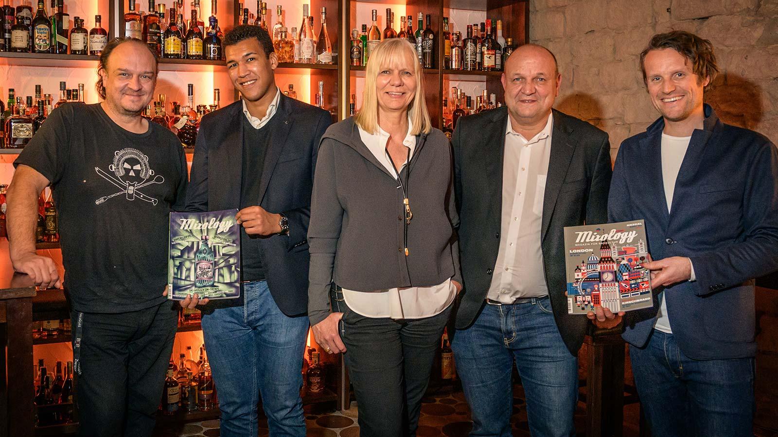 Meininger Verlag übernimmt Mixology