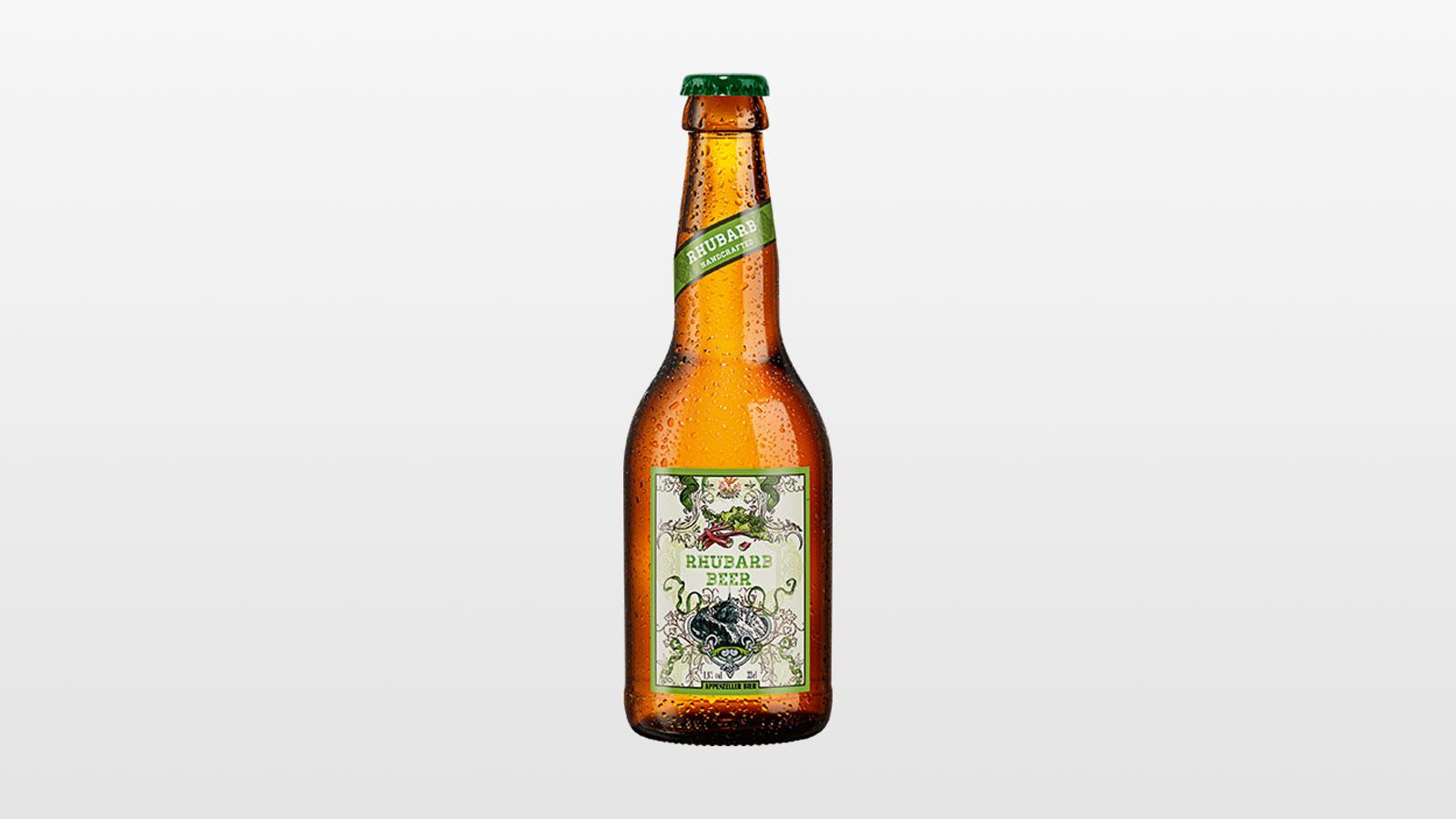 Rhubarb Beer