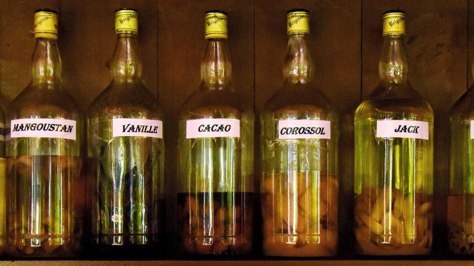 Zutaten Spiced Rum