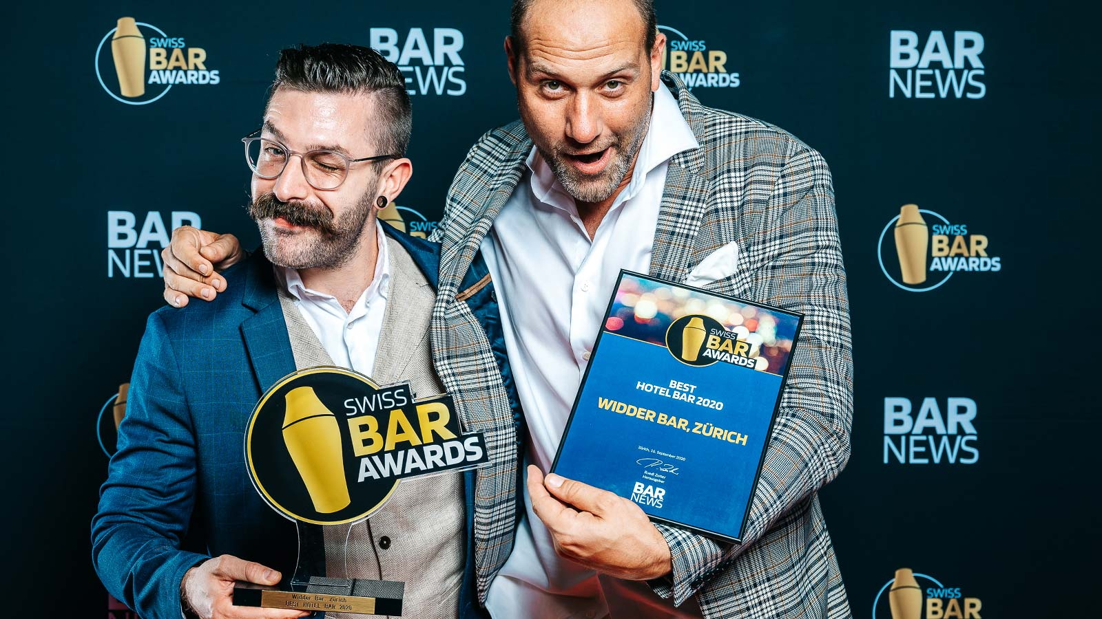 SWISS BAR AWARDS